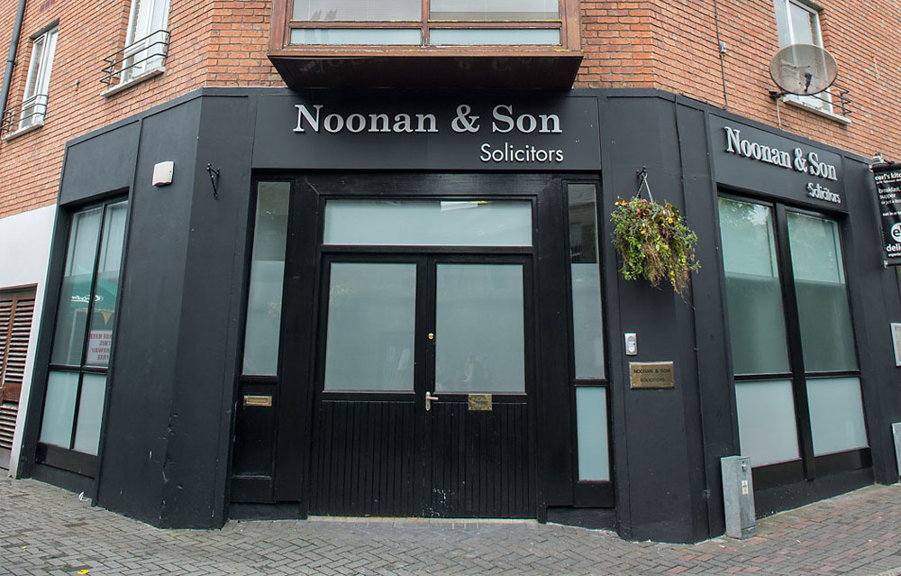 Noonan and Son Solicitors Cover